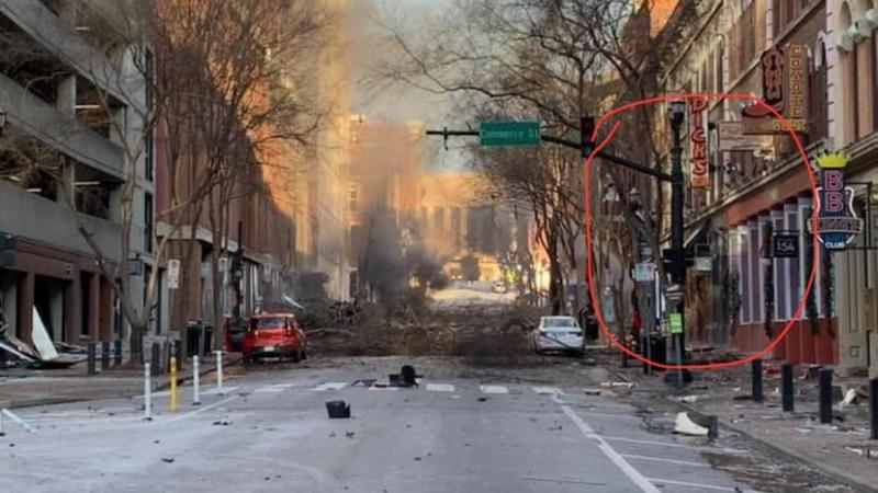 Glasgow Native affected by Nashville Explosion (Photo: Kyle Eaton)
