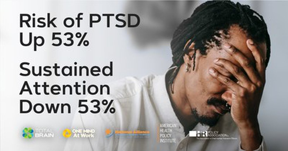 Chronic pandemic-induced stress and anxiety have unleashed a nine-month surge in PTSD...