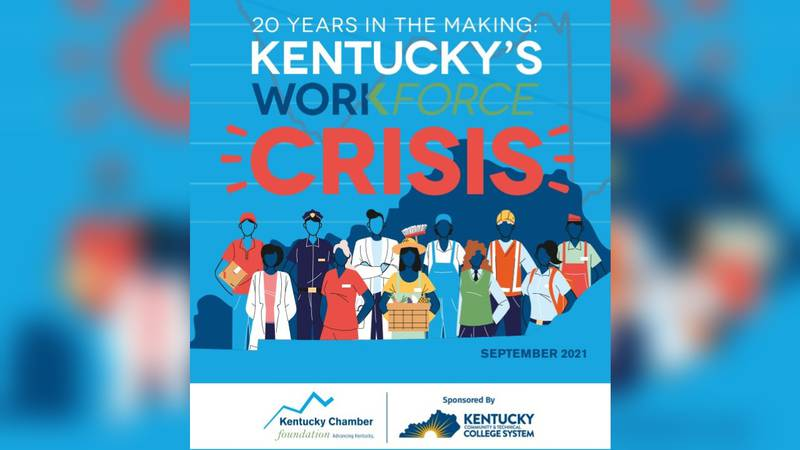 A workforce in crisis— that's how the Kentucky Chamber of Commerce describes issues facing the...