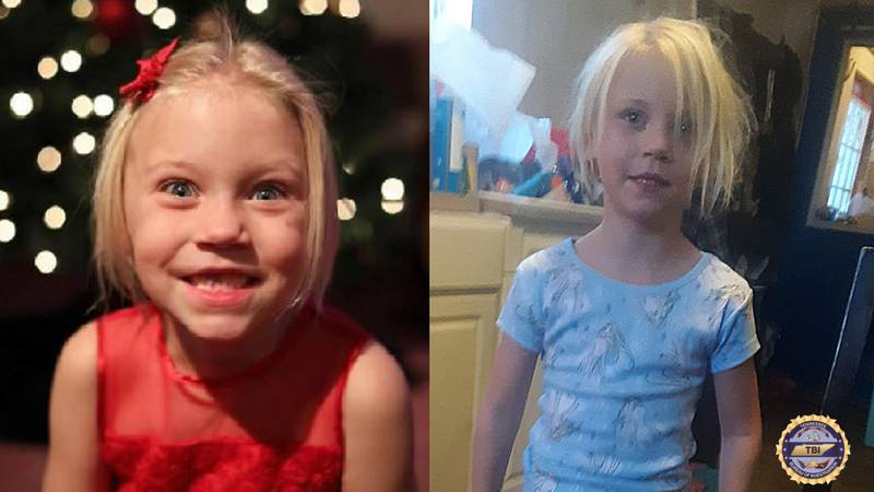 The Hawkins County (Tennessee) Sheriff's Office is searching for Summer Moon-Utah Wells. She is...