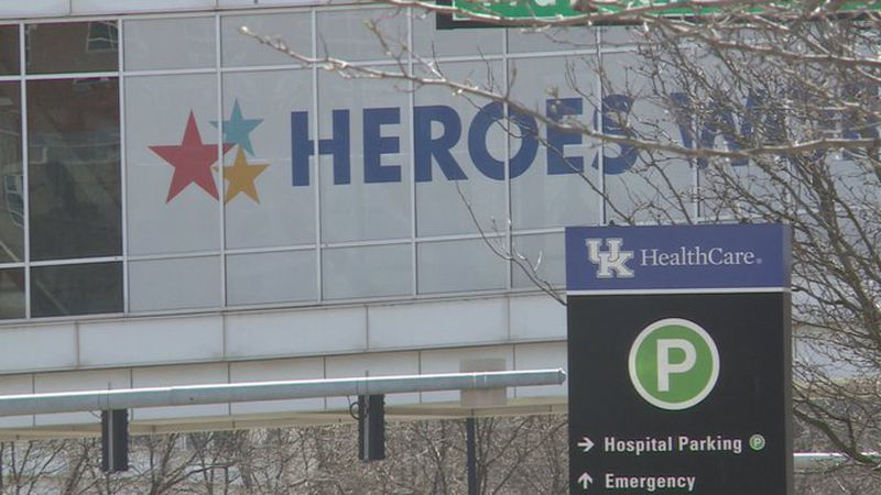 We've heard Governor Andy Beshear announce the decreasing hospitalization rates, and Kentucky's...