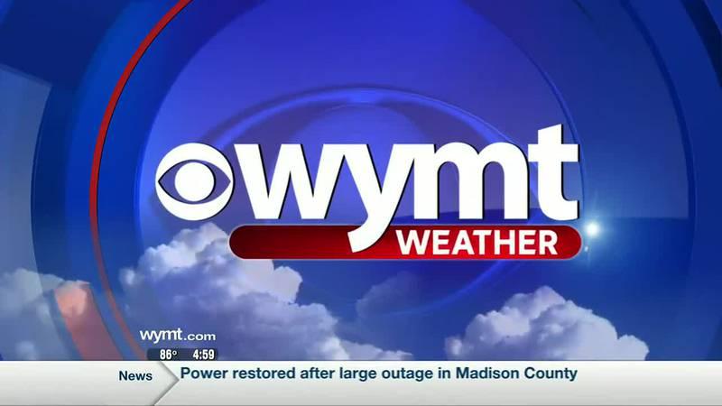 Meteorologist Evan Hatter's 5:00 p.m. Forecast - July 26, 2021