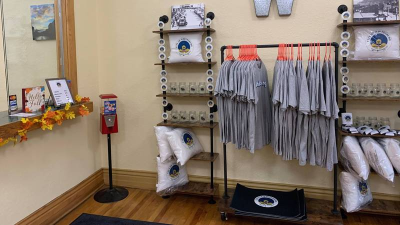 City of Whitesburg opens new gift shop