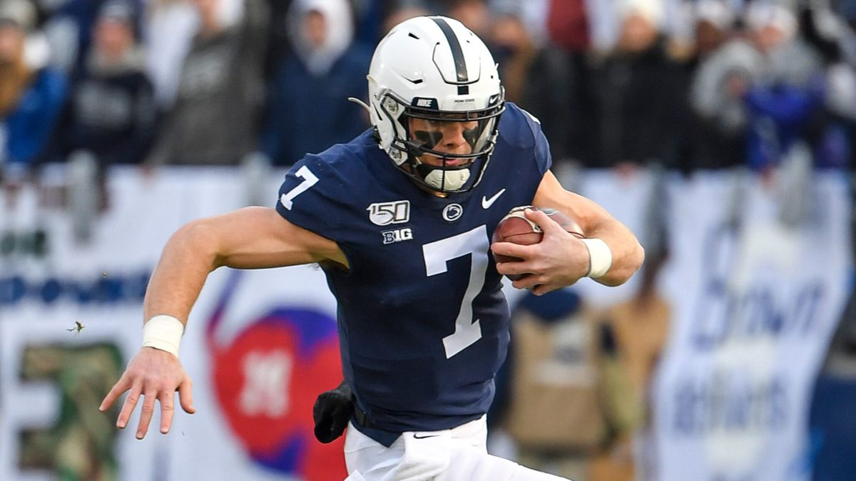 Will Levis Penn State