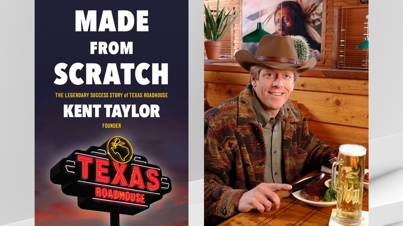 The story of Louisville-based restaurant chain Texas Roadhouse's late founder, Kent Taylor, has...