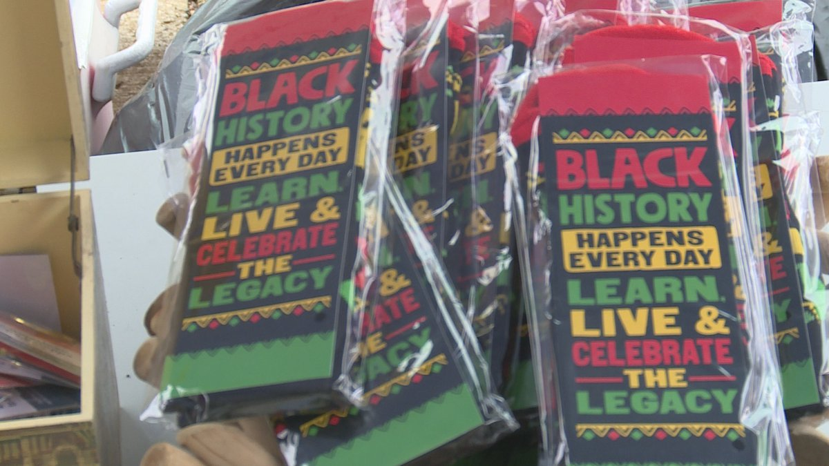 The city of Midway hosted a Juneteenth Festival Saturday