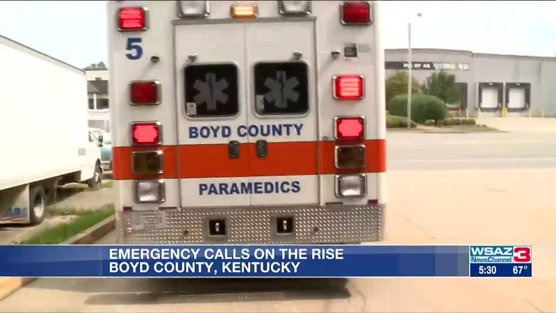 Boyd County EMS adds new truck