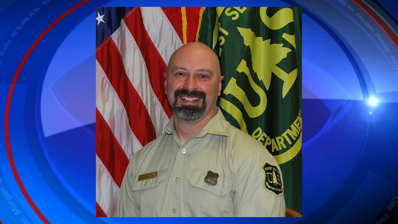 H. Scott Ray will oversee 709,000 acres of forest in 21 eastern Kentucky counties.