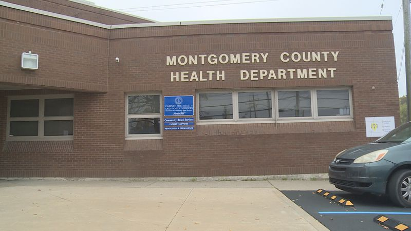 Montgomery County sees about 15 or 16 new cases of COVID-19 a day.