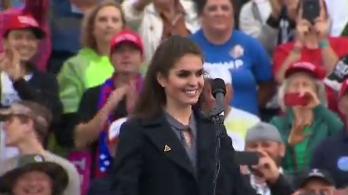 The panel subpoenaed Hope Hicks last month as part of its investigation into special counsel Robert Mueller's report and obstruction of justice.