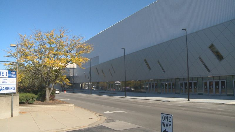 Friday morning at 10 a.m. tickets went on sale for the first live concert inside Rupp Arena...