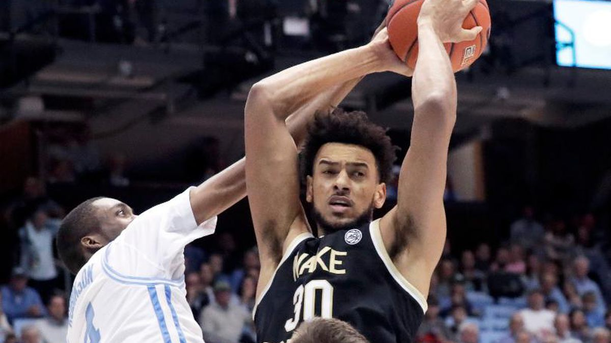 Wake Forest center Olivier Sarr Transferring To UK