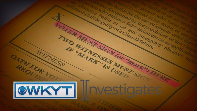 WKYT Investigates   The future of voting