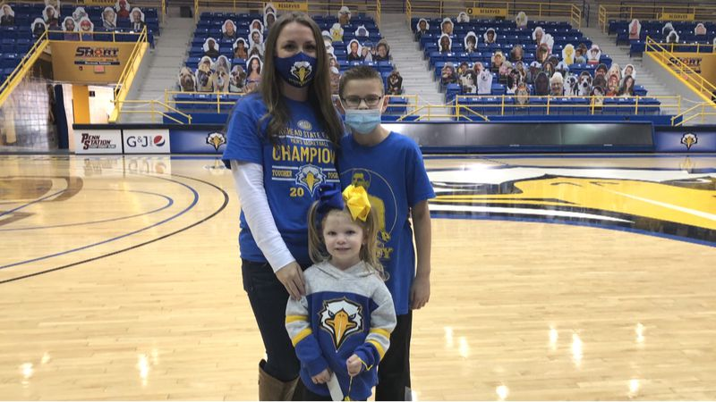 Family of Morehead State coach talk NCAA Tournament