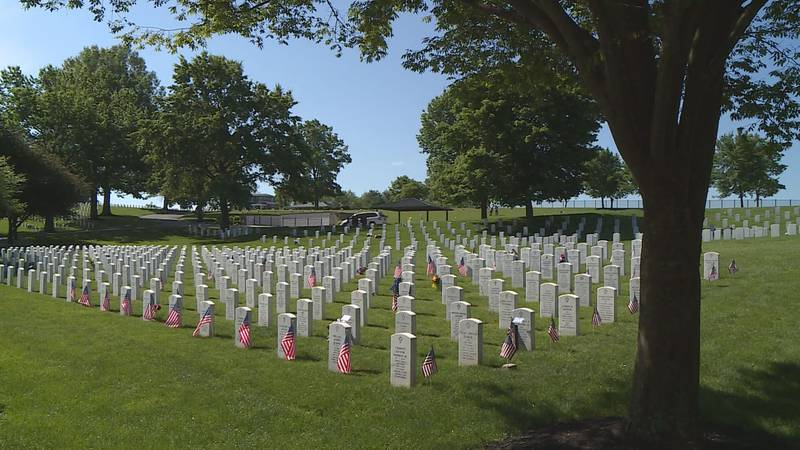 Volunteers are needed to help place thousands of American flags before Memorial Day.