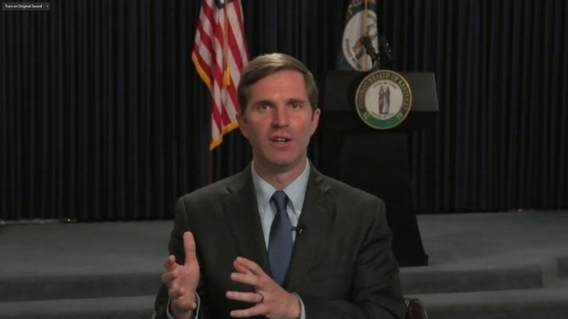 Gov. Andy Beshear sits down with WYMT, discusses COVID-19 restrictions like when he may lift...