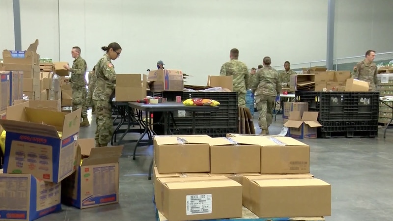 In recent months the Kentucky National Guard has assisted communities in several ways. They've...