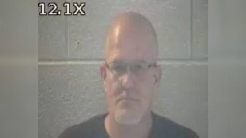 William Rogers was arrested in Somerset early Tuesday morning, October 12, 2021.