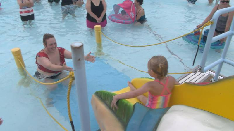 With many families looking to beat the heat and cool off by the pool, being mindful of some...