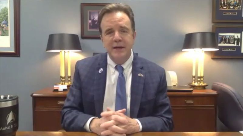 Kentucky State Auditor Mike Harmon
