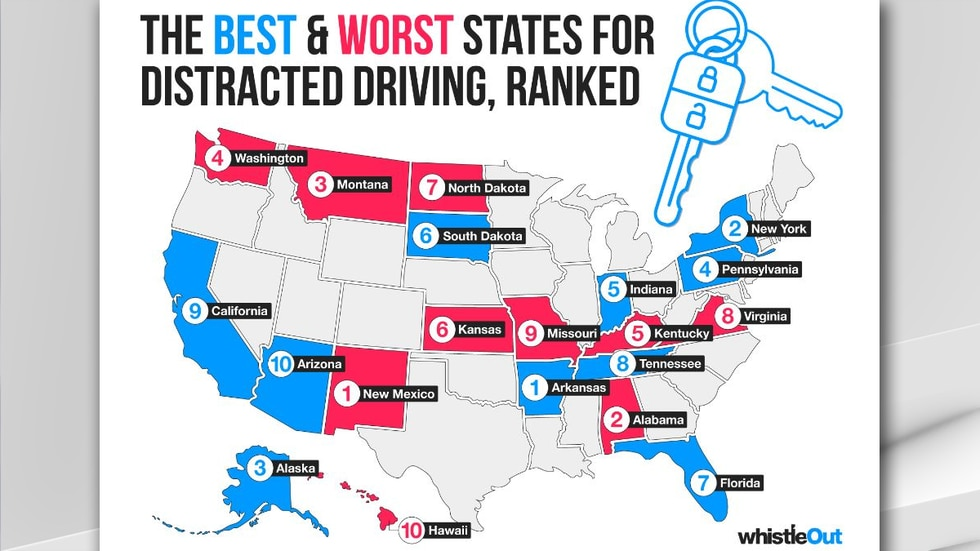 According to a new study by WhistleOut, Kentucky ranks among the worst when it comes to...