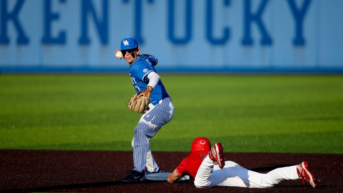 The Wildcats fell 12-5 to the No. 3 Cardinals on Tuesday at Kentucky Proud Park
