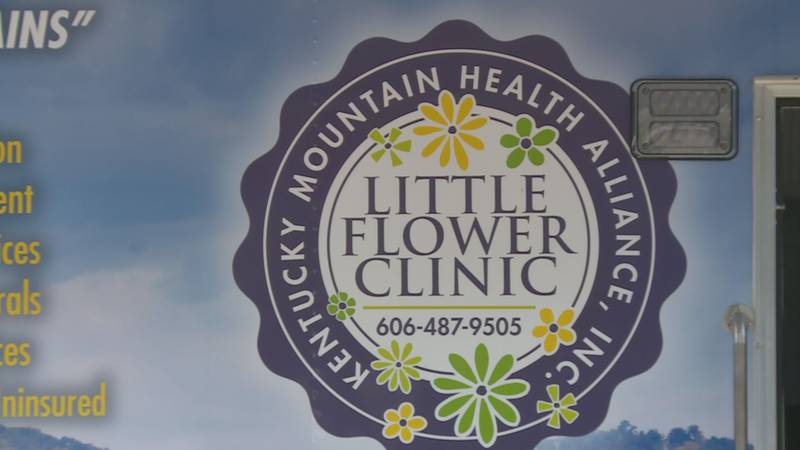 Little Flower Clinic staff give COVID-19 vaccines to City of Hazard employees