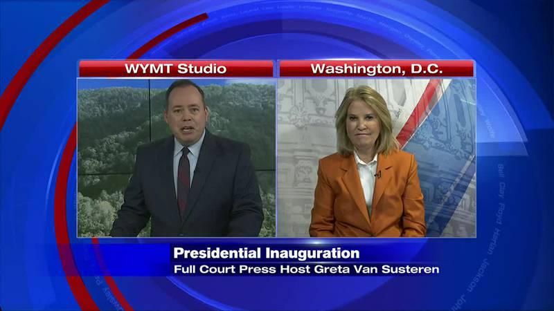 WYMT's Steve Hensley talks with National Political Analyst Greta Van Susteren about President...