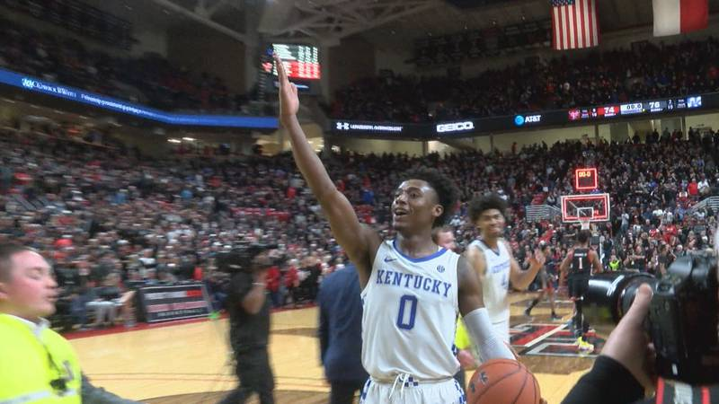 The No. 18 Texas Tech Red Raiders fought hard but fell in overtime to No. 15 Kentucky in the...