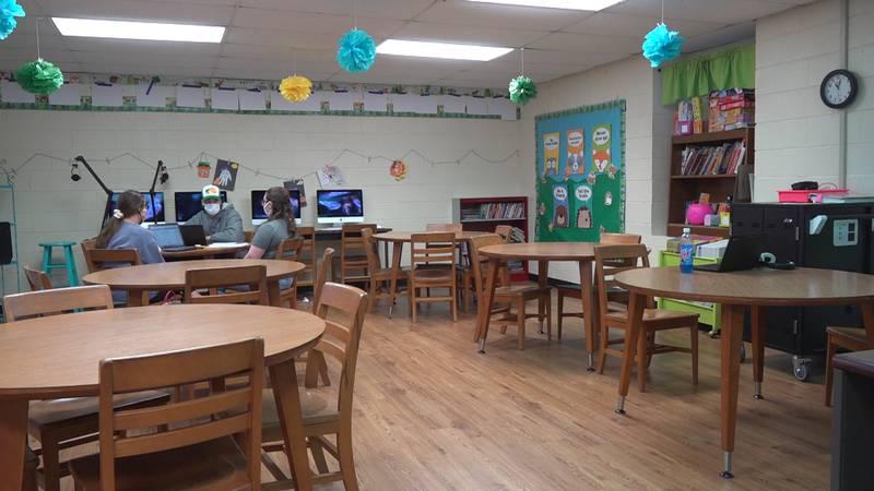 Corbin School of Innovation Montessori Program