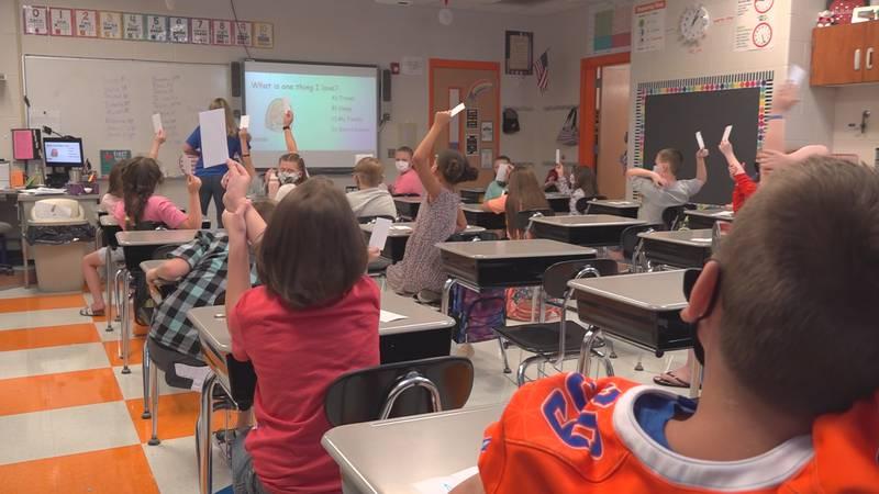 Pike County Schools resume next week.