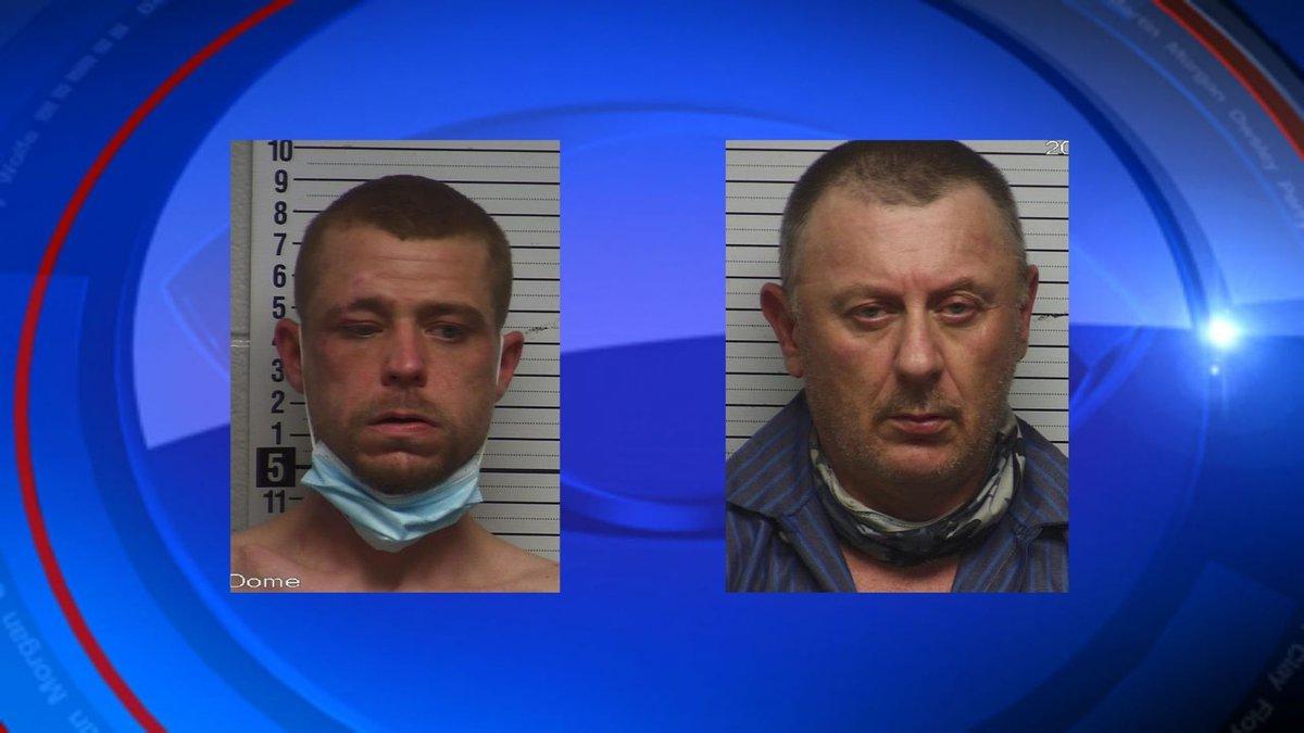 Wayne county men arrested on drug charges