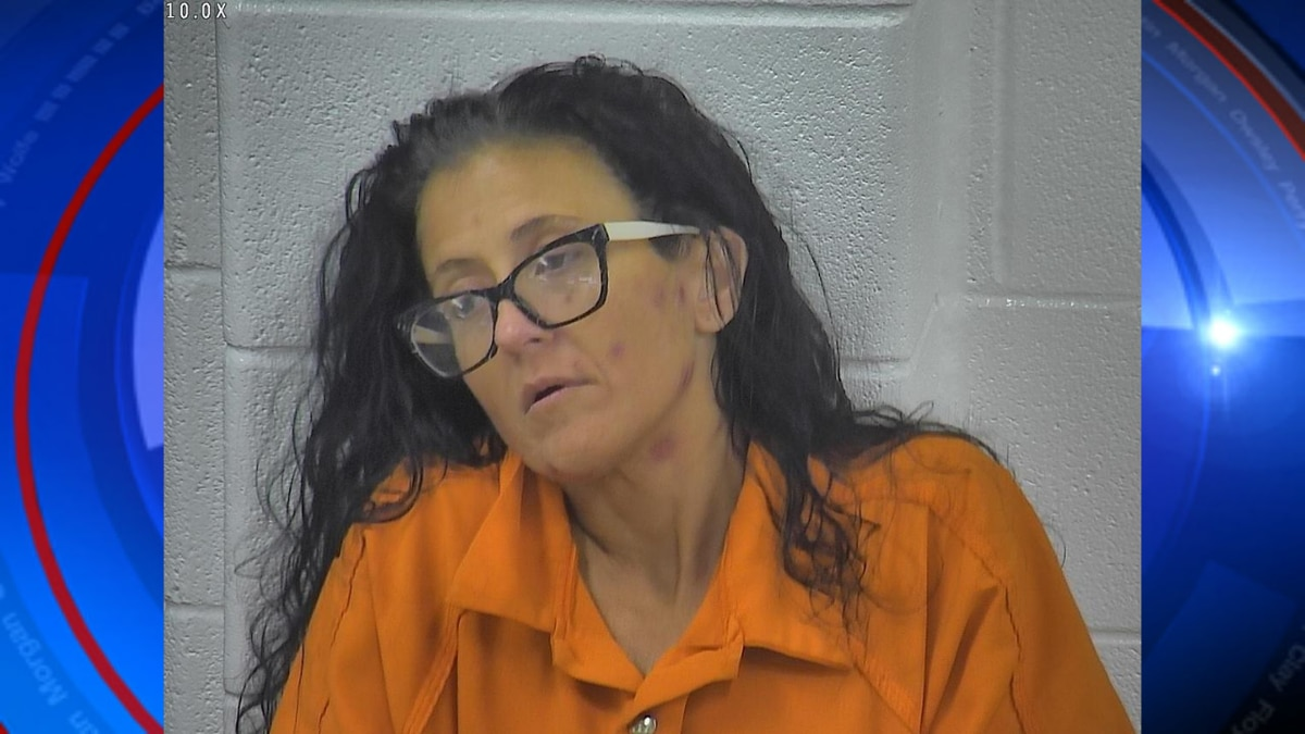 Kristan M. Young, 41, was arrested early Friday morning in Laurel County.