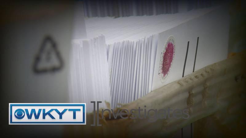 WKYT Investigates Absentee Ballot Mistakes
