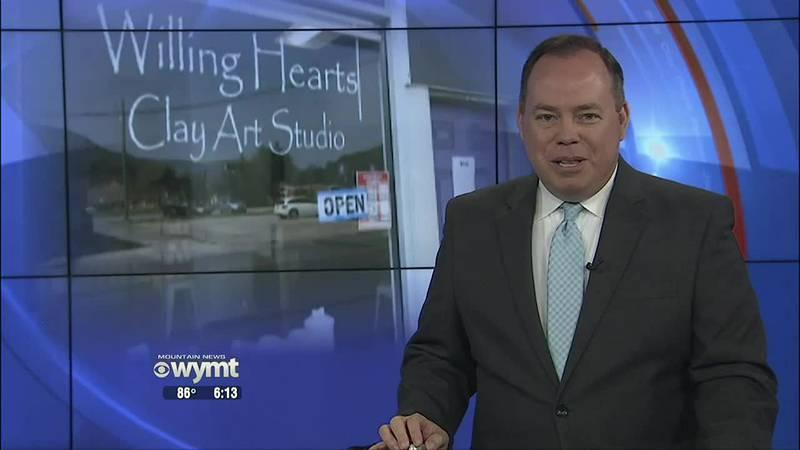 Willing Hearts Inc. adds new clay art studio - 6:00 p.m.
