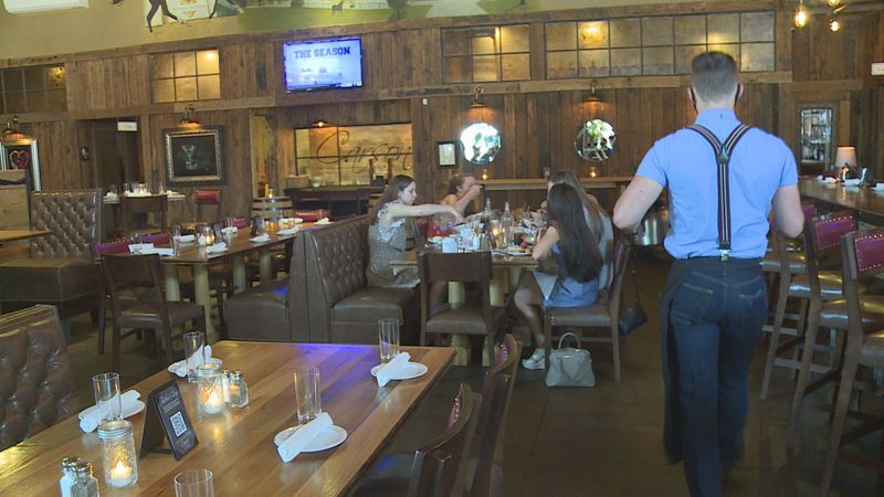 """""""This has been a long time coming,"""" says Carson's Food and Drink owner Mark Fitchner."""