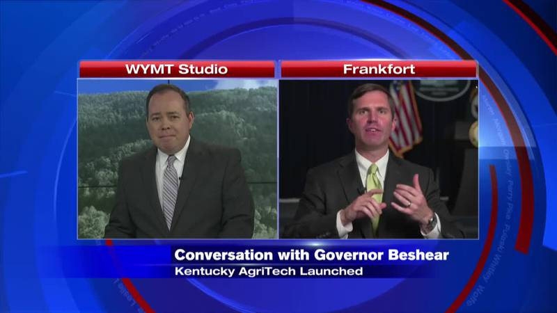 Governor Beshear discusses push for AgriTech in Kentucky.