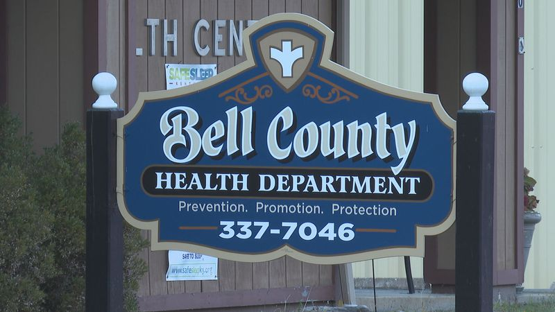 Officials with the Bell County Health Department urge community members to follow social...