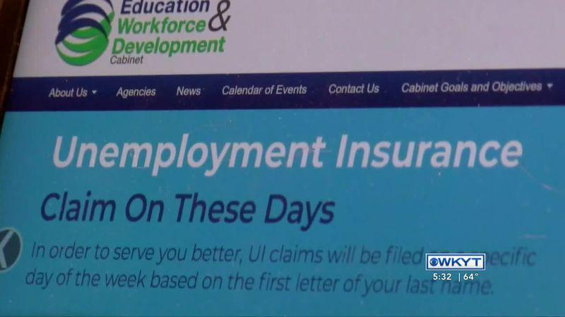 Unemployment fraud running rampant in Kentucky