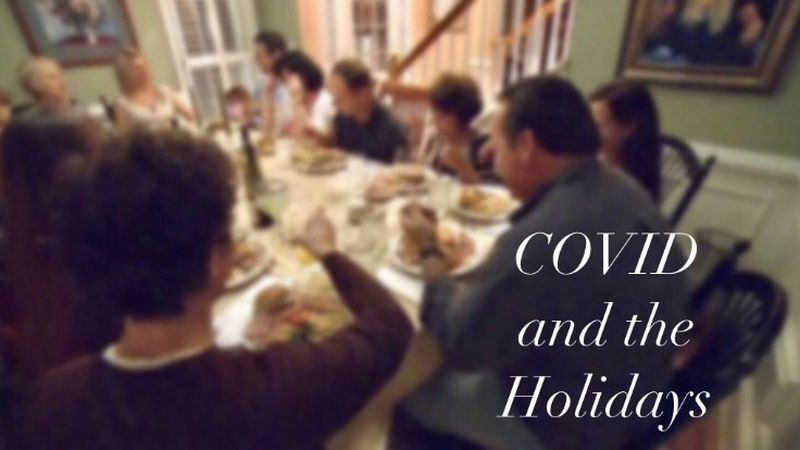 The holidays are fast-approaching and some may be on the fence about large family gatherings...