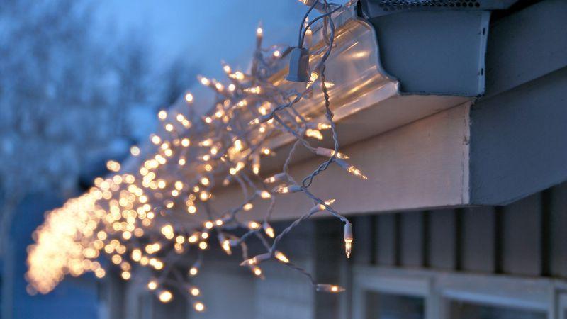 Winter Stock Lights Photo