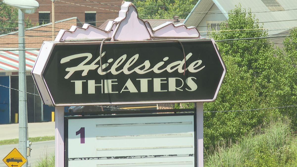 Hillside Theater in Hazard