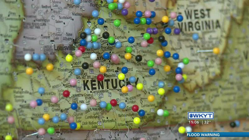 New Frontier Outfitters raising money for thousands of Kentuckians impacted by flooding