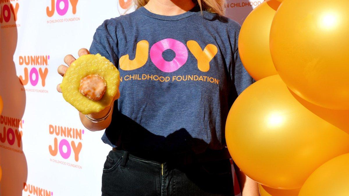 Dunkin' Gold Joy