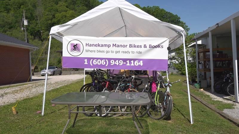 Hanekamp Manor Bikes & Books