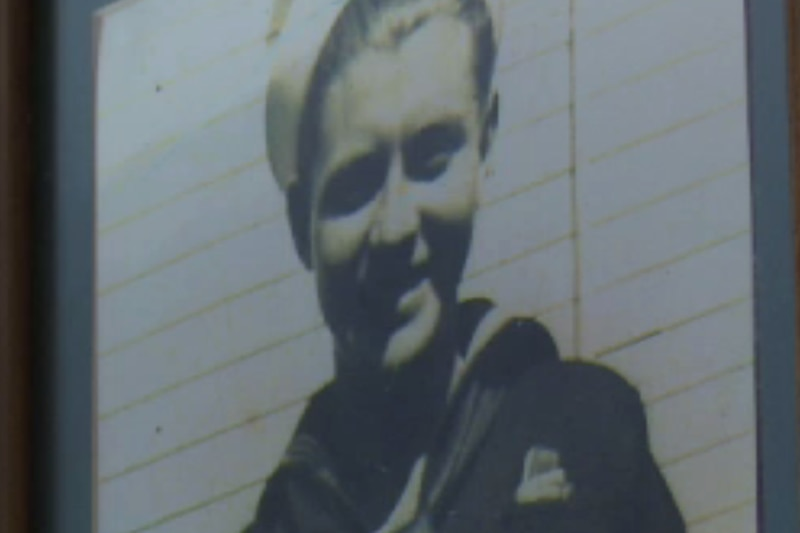 Floyd Helton was recently identified through DNA sampling the Navy is using to identify remains...
