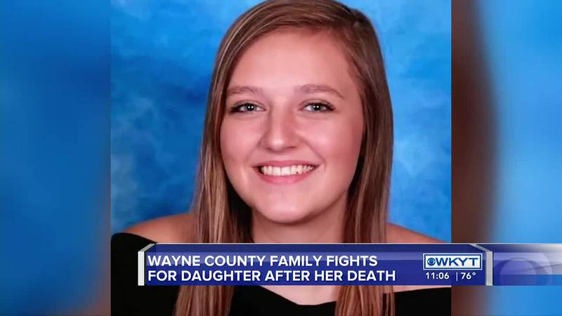 A Wayne County family is still looking for answers two years after their daughter was killed.