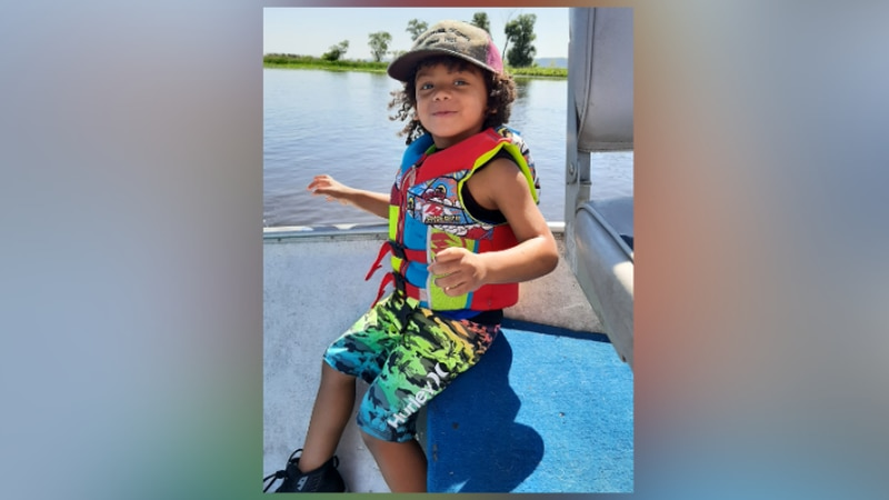 An Amber Alert was issued for 3-year-old Major P. Harris who was last seen Oct. 9 in La Crosse,...