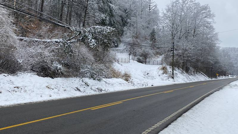 Over one thousand people remain without power in Magoffin County, many of them being in rural...