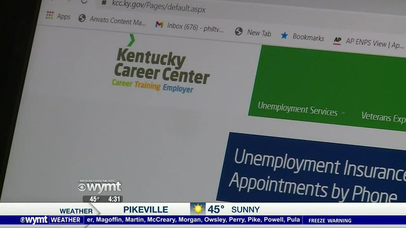 Unemployment insurance problems continue one year into pandemic - 4:30 p.m.